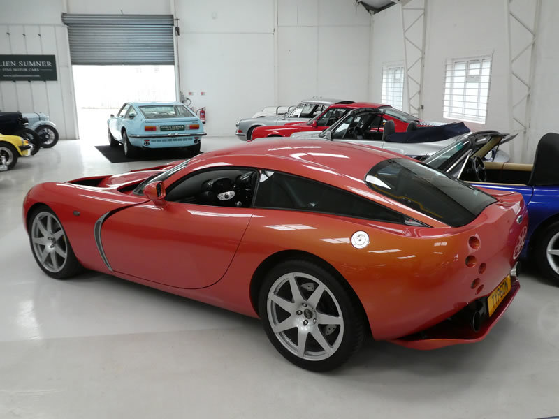 2004 TVR Typhon - 1 of only 3 built ! SOLD (picture 4 of 6)