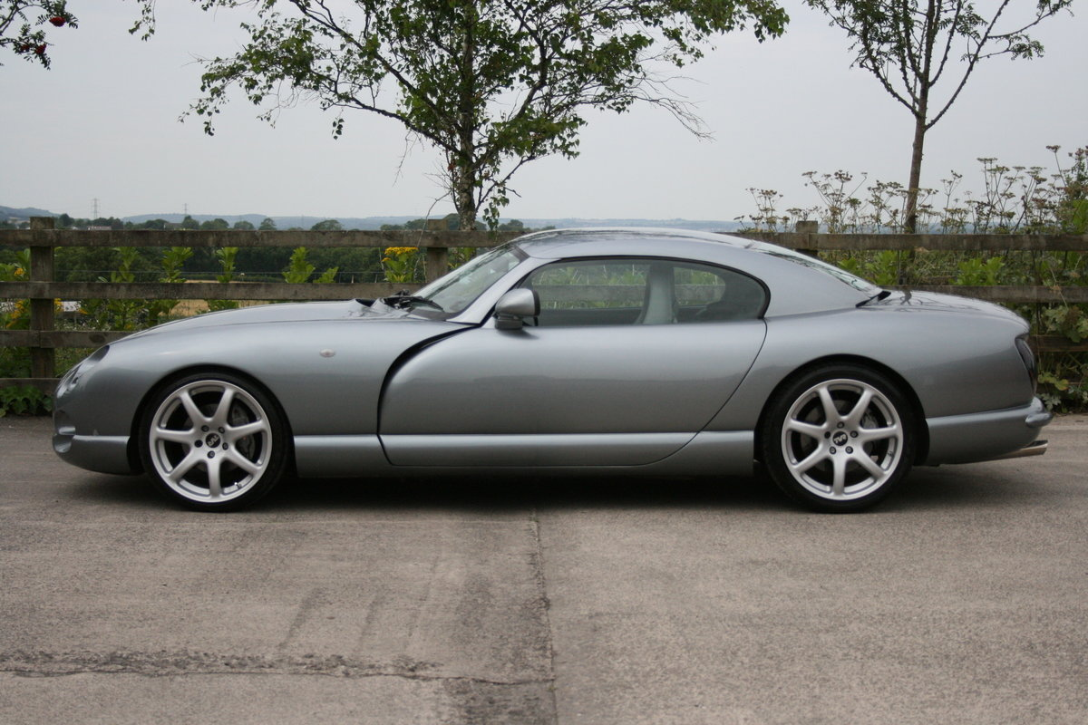 2002 TVR Cerbera Speed 6 4.0 litre For Sale (picture 1 of 6)
