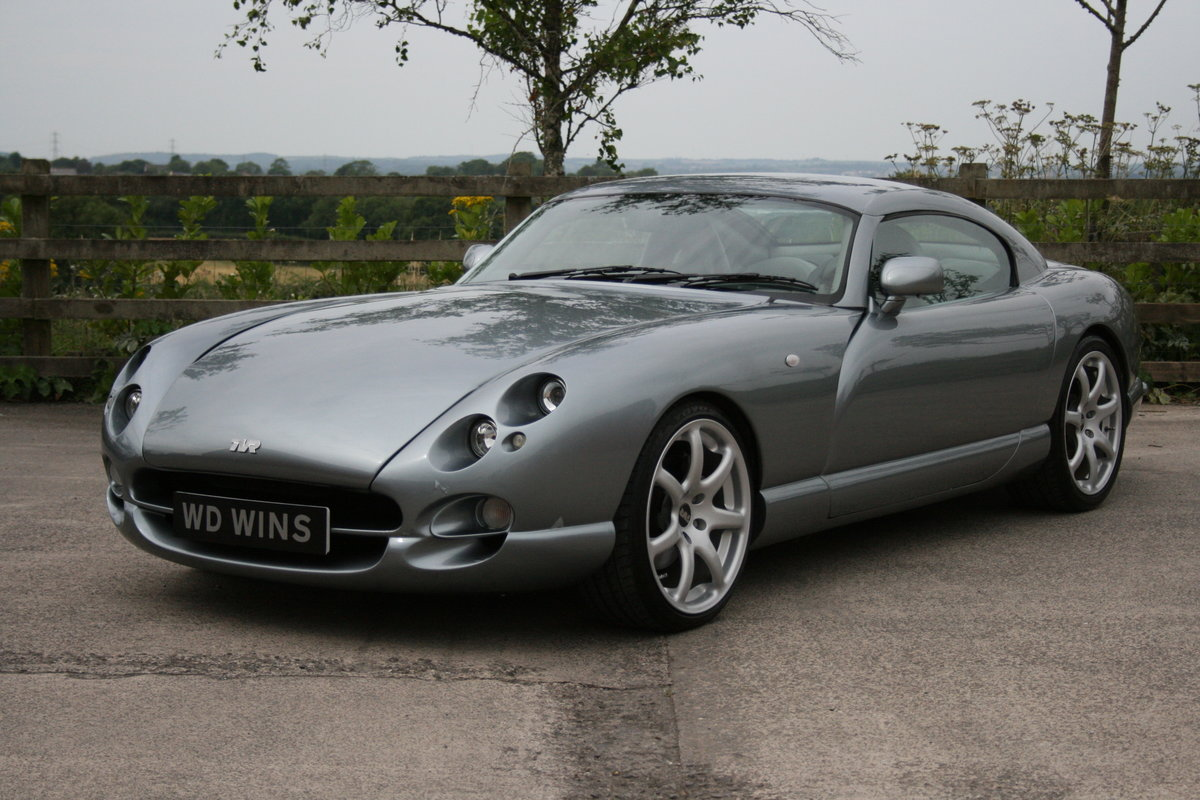 2002 TVR Cerbera Speed 6 4.0 litre For Sale (picture 2 of 6)