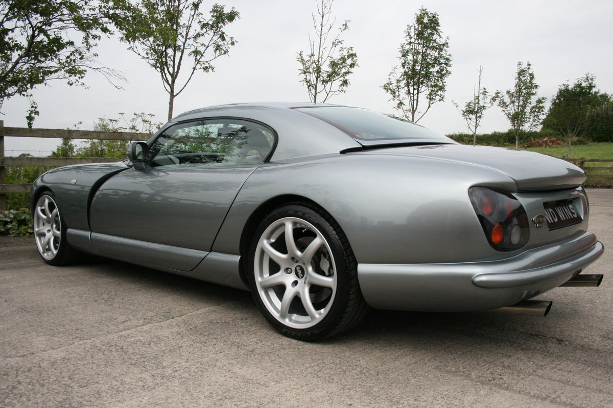 2002 TVR Cerbera Speed 6 4.0 litre For Sale (picture 3 of 6)