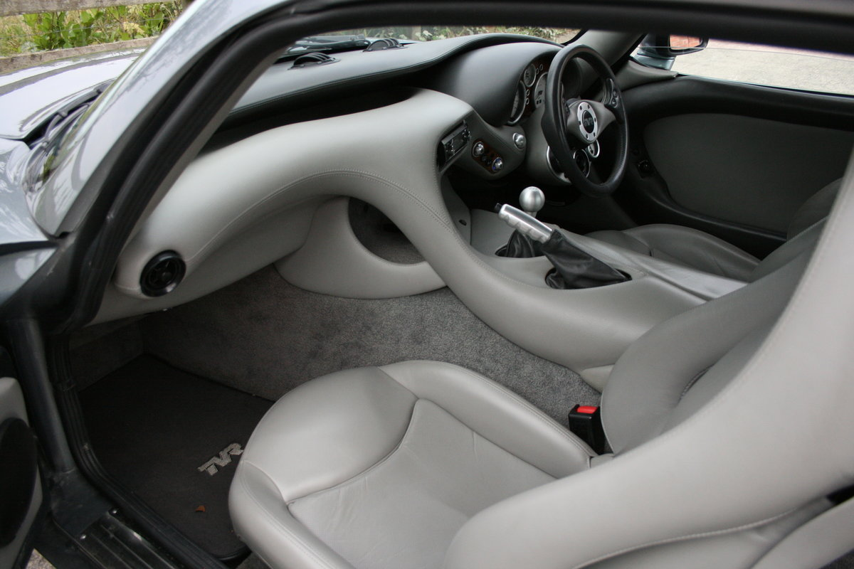 2002 TVR Cerbera Speed 6 4.0 litre For Sale (picture 5 of 6)