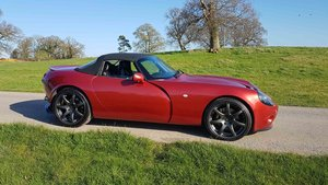 2005 TVR Tamora 3.6 (Powers) Red glow pearl, black interior. Very For Sale