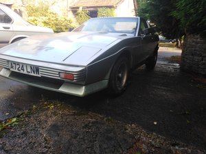1983 Tvr fhc wedge low mileage for recommissioning For Sale