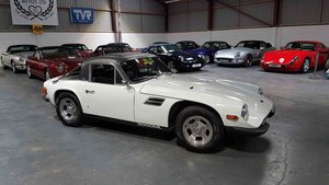 1974  TVR 3000ML one of only 5 left! Award Winner!