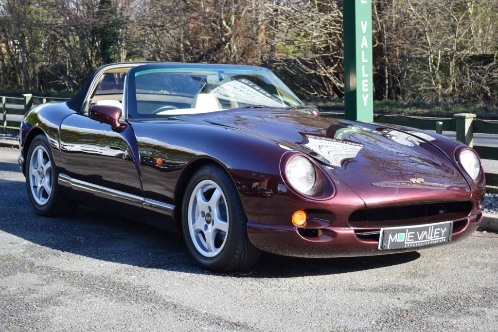 1998 Fully Restored TVR Chimaera 4.0 For Sale (picture 1 of 6)