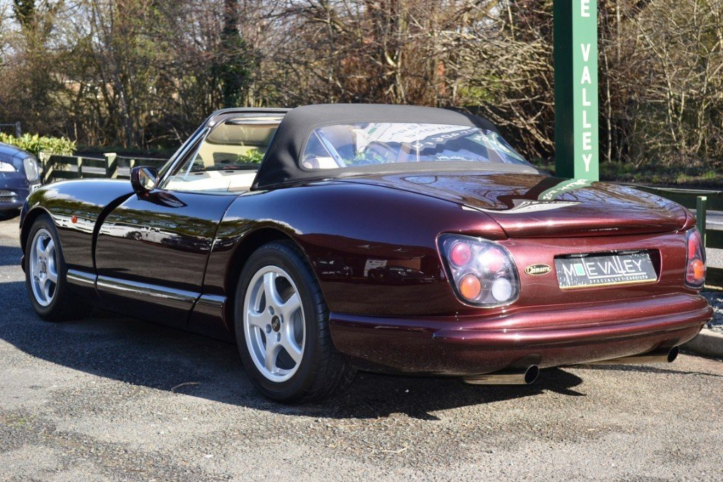 1998 Fully Restored TVR Chimaera 4.0 For Sale (picture 2 of 6)