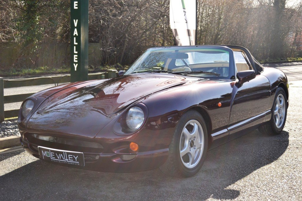 1998 Fully Restored TVR Chimaera 4.0 For Sale (picture 3 of 6)