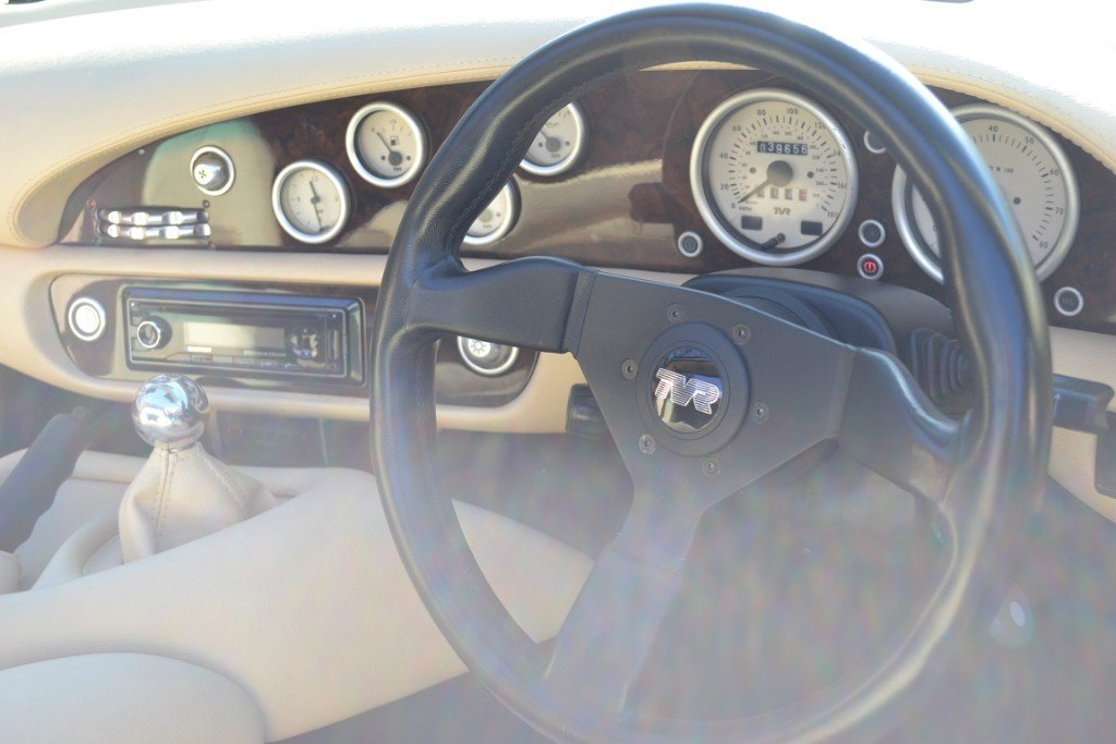 1998 Fully Restored TVR Chimaera 4.0 For Sale (picture 6 of 6)