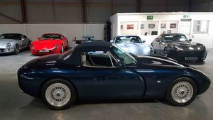 Like New! 1992 TVR 4L Pre Cat Griffith (250HP) Full Resto For Sale