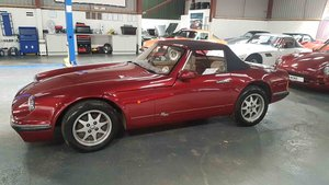 1991 Sold - TVR S3 Mica Red only 38k original miles SOLD