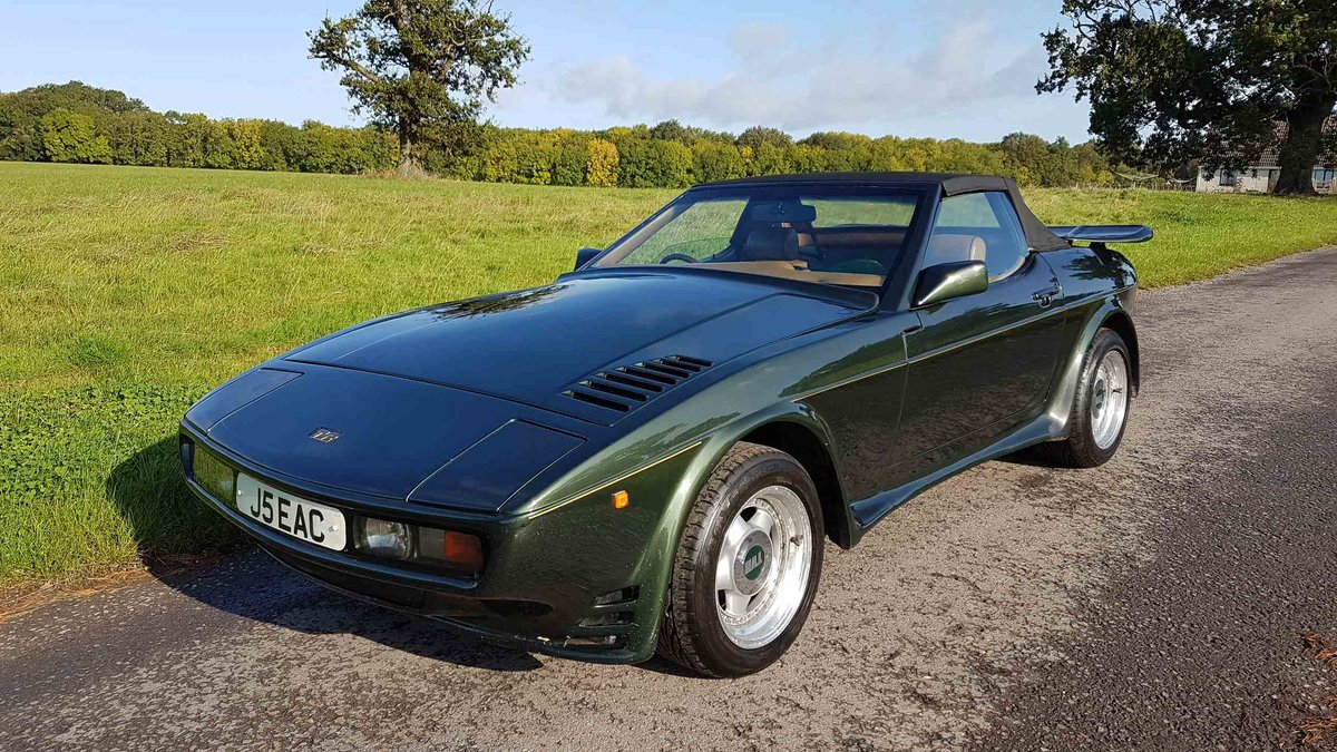 1991 The Penultimate TVR SEAC 450SE – New Outriggers! For Sale (picture 1 of 6)