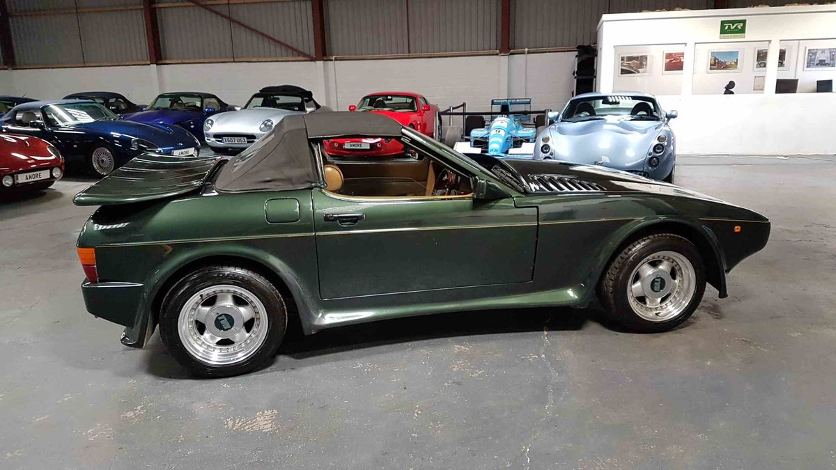 1991 The Penultimate TVR SEAC 450SE – New Outriggers! For Sale (picture 3 of 6)