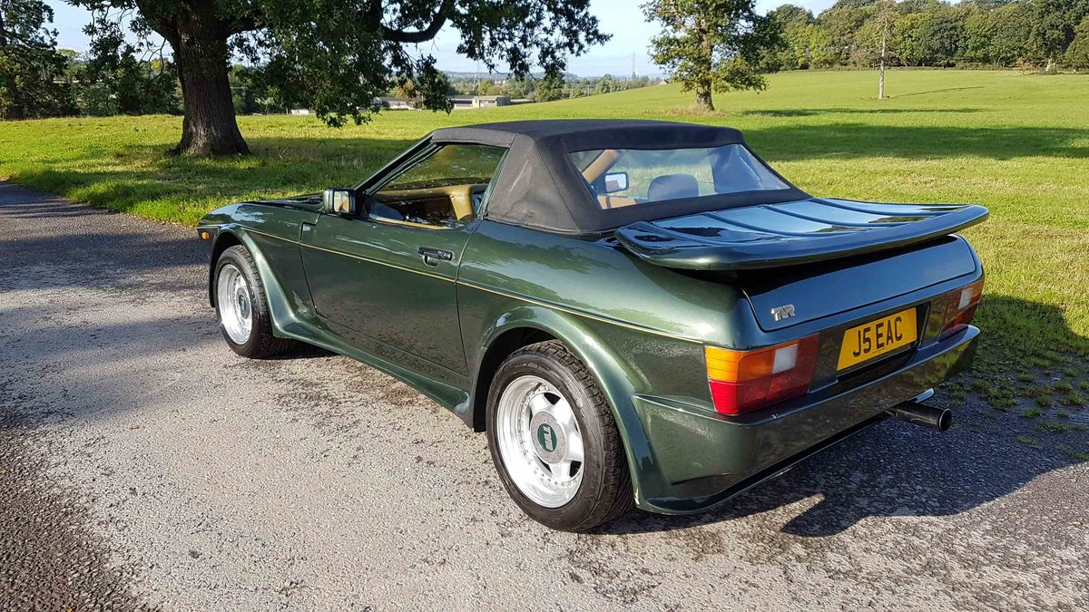 1991 The Penultimate TVR SEAC 450SE – New Outriggers! For Sale (picture 6 of 6)