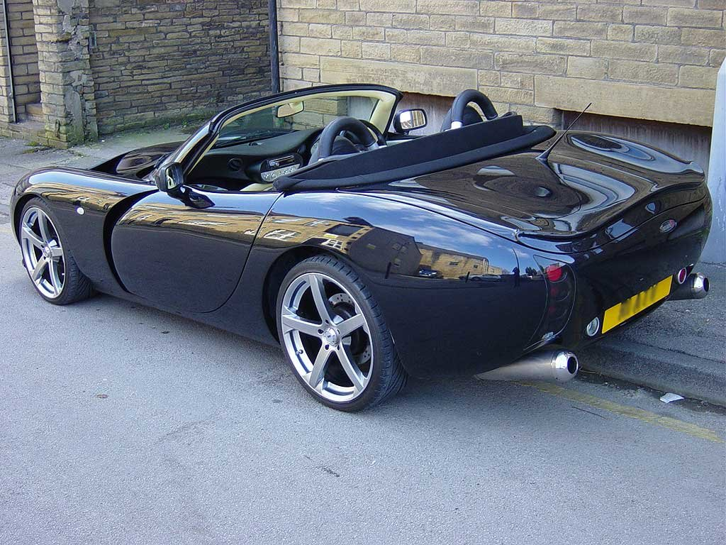 May 2006 TVR Tuscan Convertible 4.0 For Sale (picture 4 of 4)