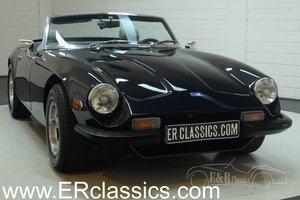 TVR 3000S cabriolet 1981 restored For Sale