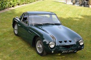 1962 Grantura Mk2 B Perfect documented and restored