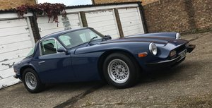1977 Tvr 3000m 3.0 v6 5 speed manual fully restored For Sale