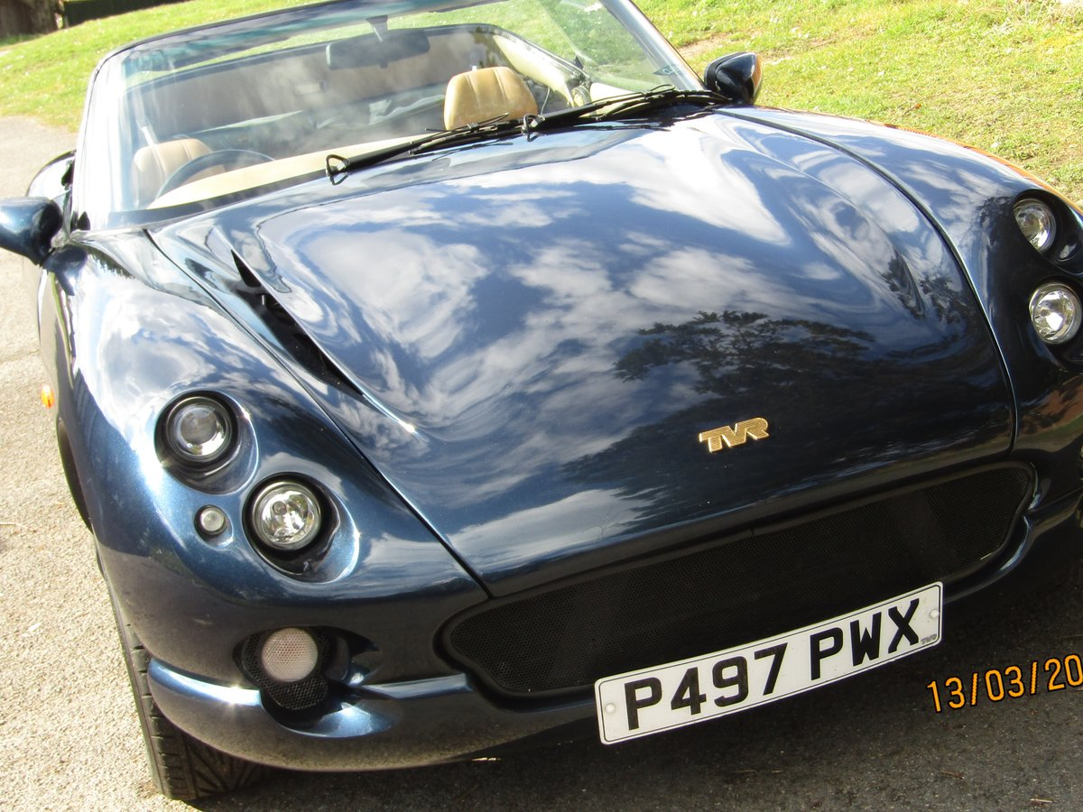 1996 Tvr Chimaera SOLD (picture 1 of 6)