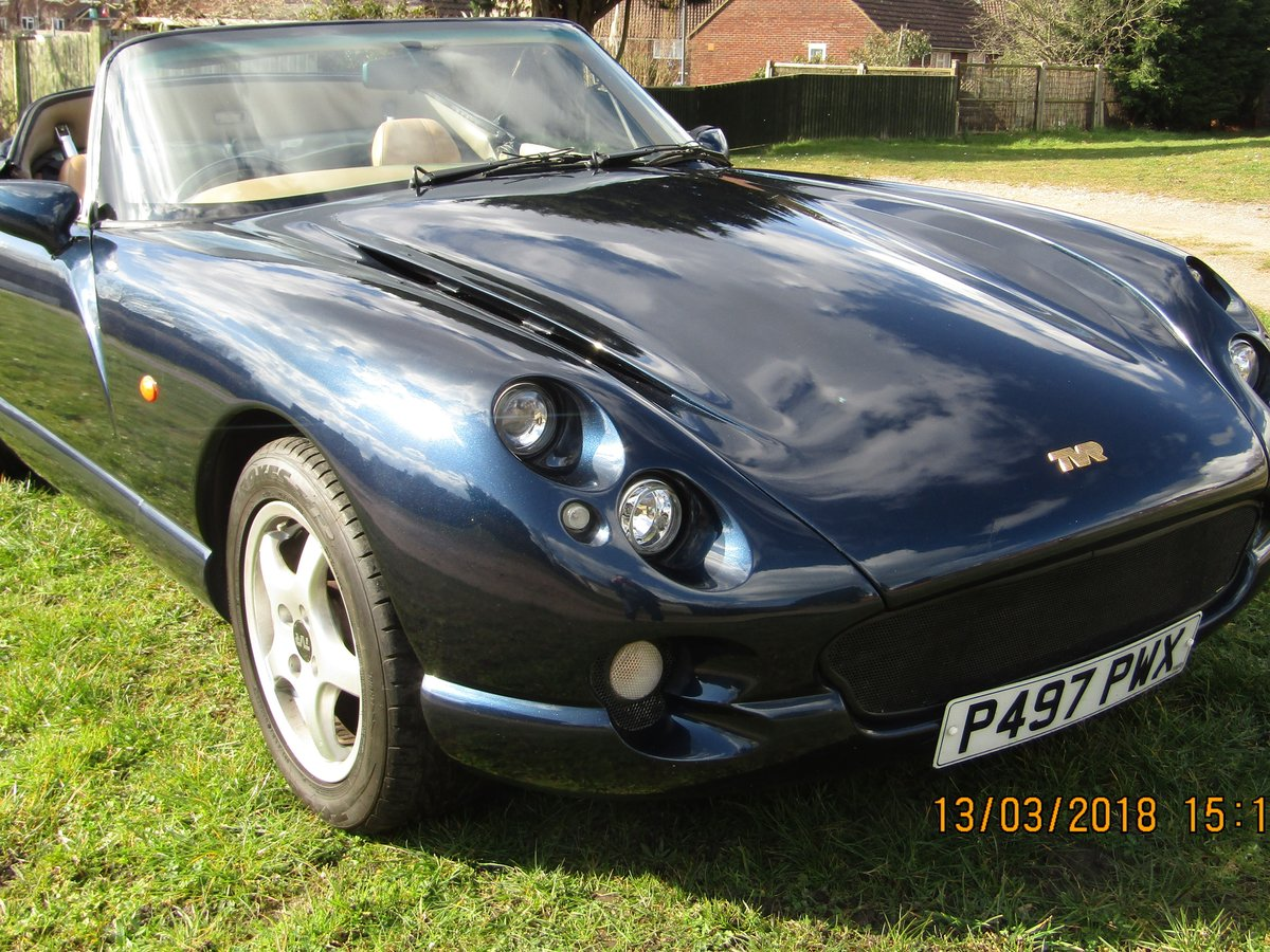 1996 Tvr Chimaera SOLD (picture 3 of 6)