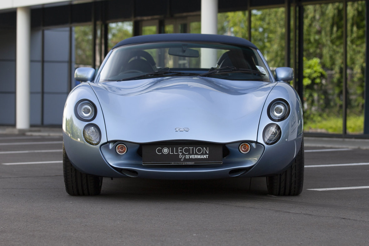 2006 TVR Tuscan Convertible -NEW CONDITION- 8000km's! For Sale (picture 3 of 6)