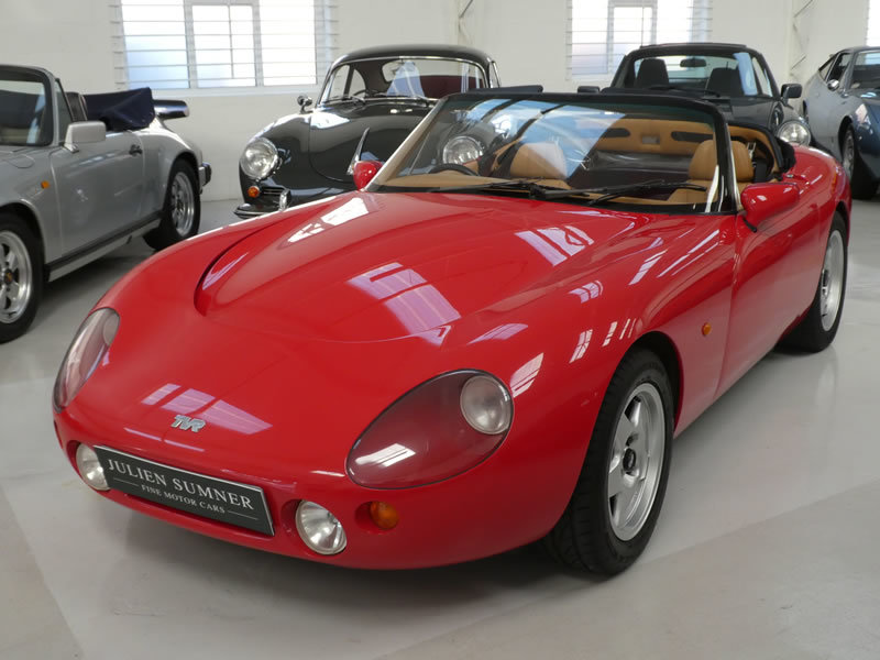 1992 TVR Griffith 4.3 Pre-Cat For Sale (picture 1 of 6)