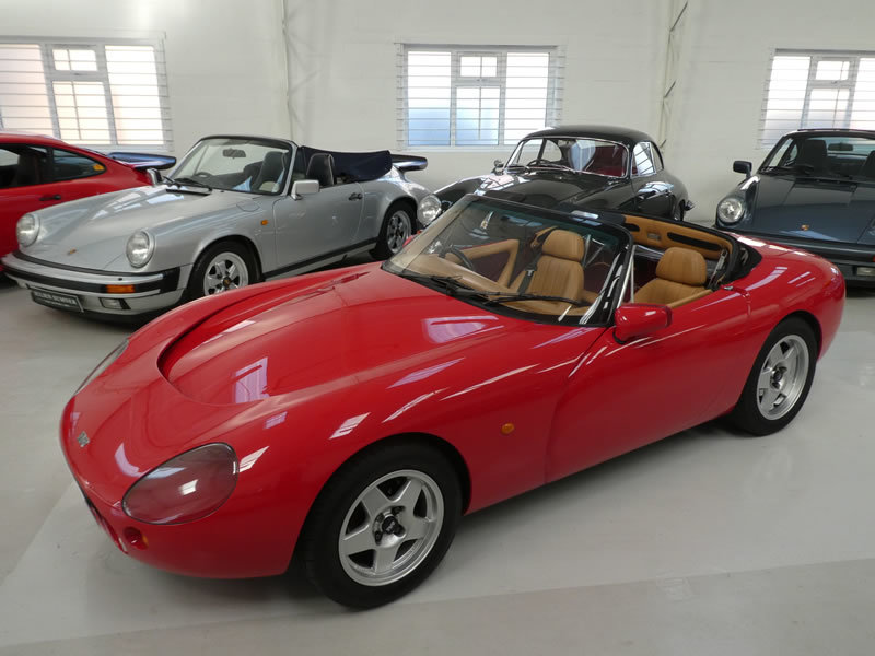 1992 TVR Griffith 4.3 Pre-Cat For Sale (picture 2 of 6)