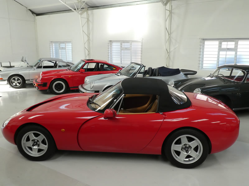 1992 TVR Griffith 4.3 Pre-Cat For Sale (picture 3 of 6)