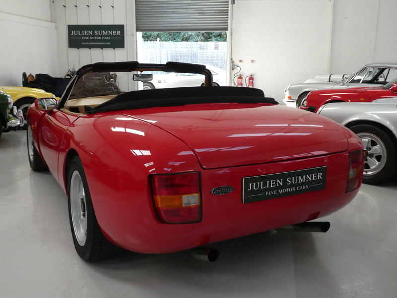 1992 TVR Griffith 4.3 Pre-Cat For Sale (picture 4 of 6)