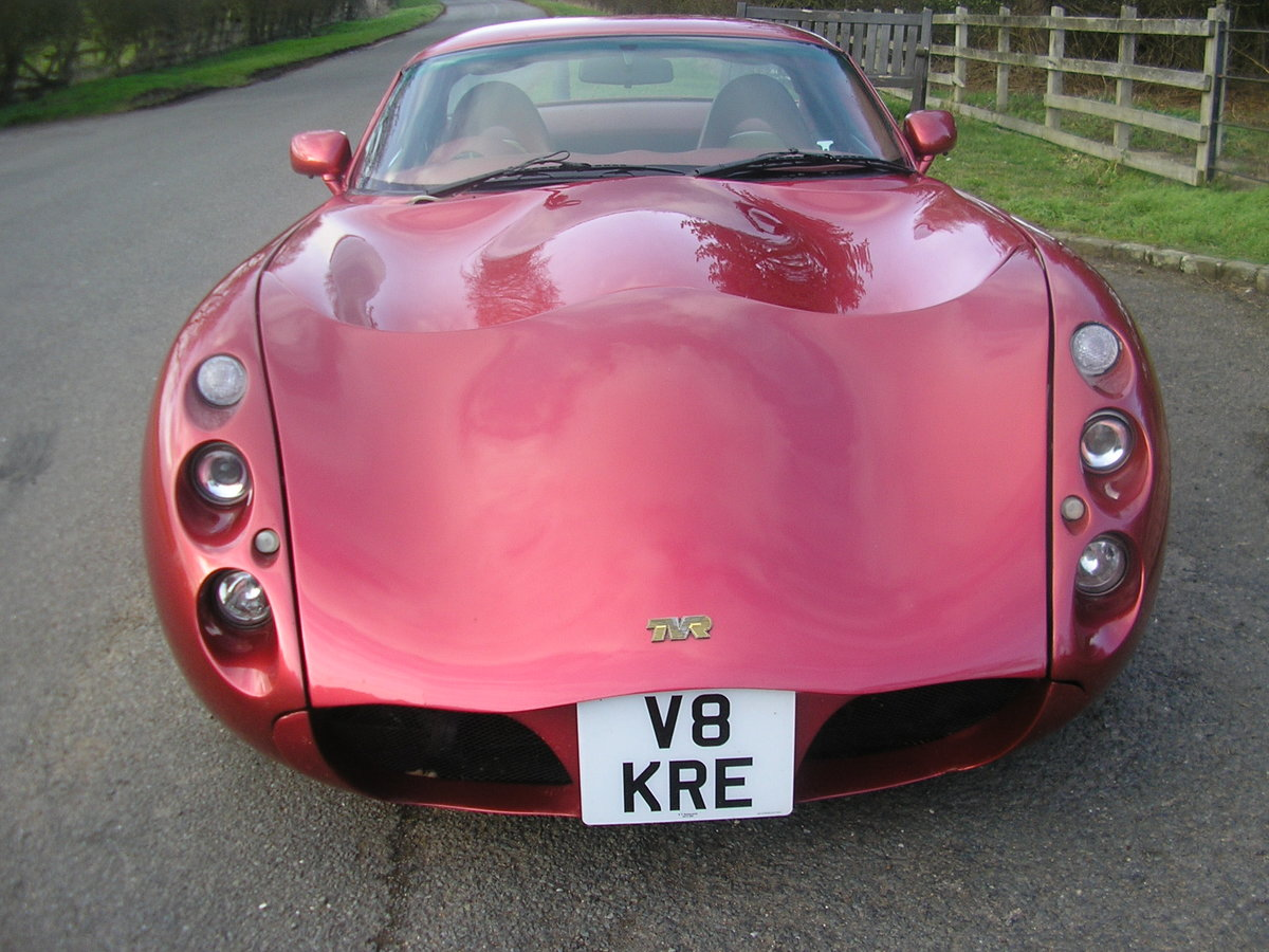 2000 TVR Tuscan Speed Six 4 Litre For Sale (picture 1 of 6)