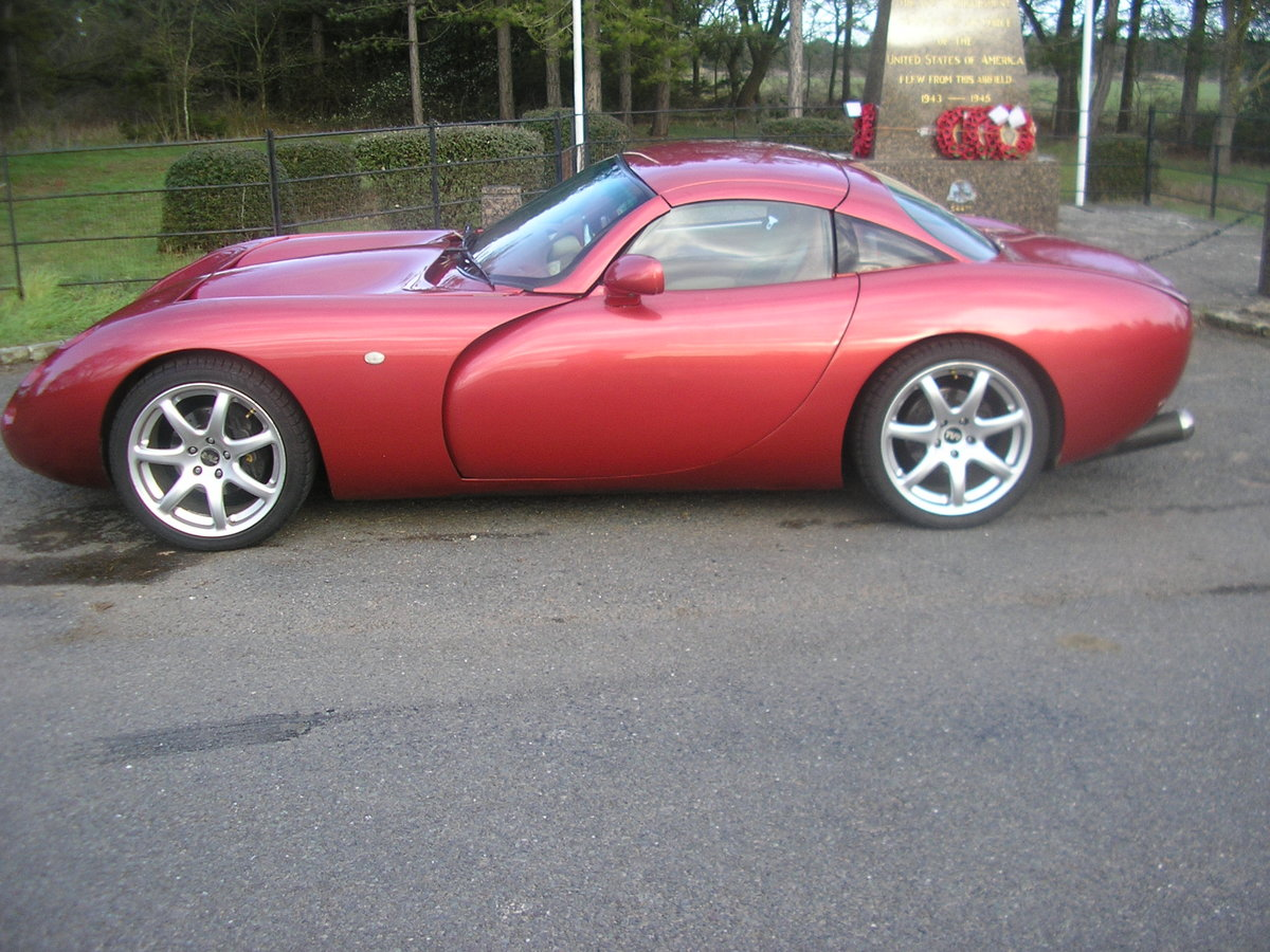 2000 TVR Tuscan Speed Six 4 Litre For Sale (picture 2 of 6)