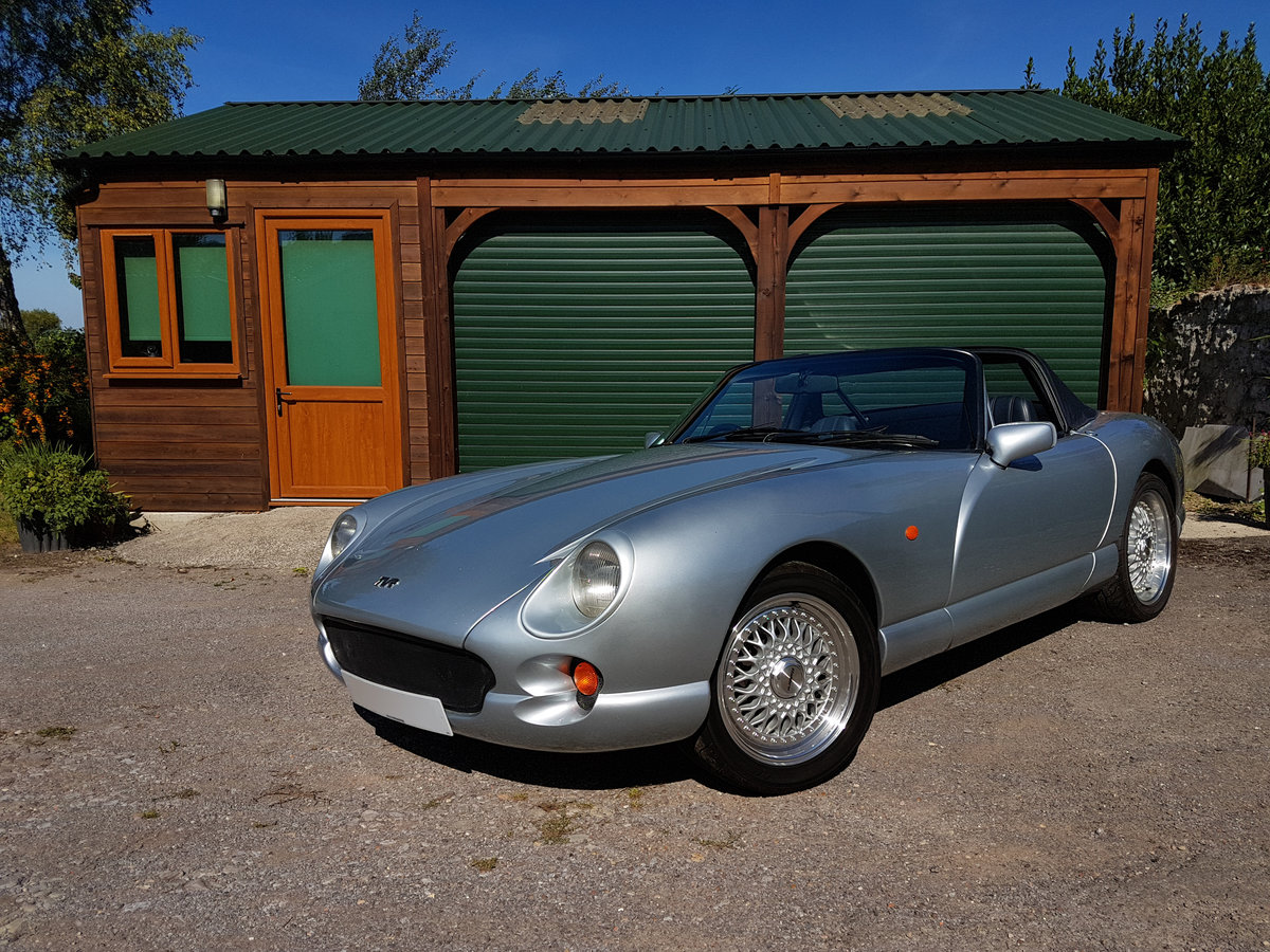 1996 TVR Chimaera 400, Power Steering, T5, Serp For Sale (picture 2 of 5)