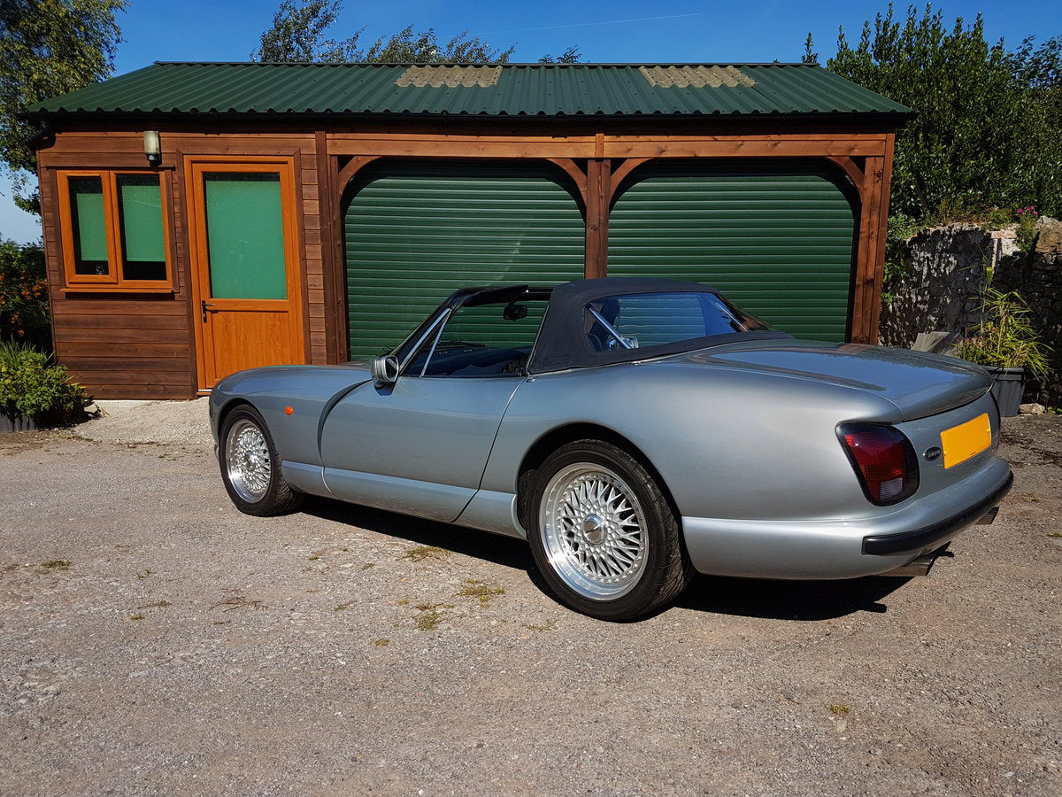 1996 TVR Chimaera 400, Power Steering, T5, Serp For Sale (picture 3 of 5)