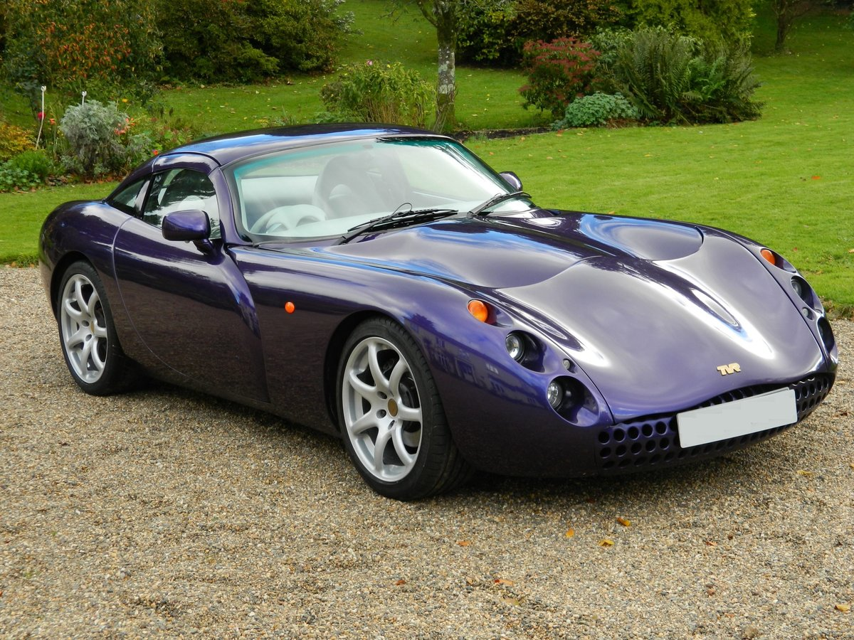 2000 TVR Tuscan Mk1 with TVR Power engine rebuilt SOLD (picture 3 of 6)