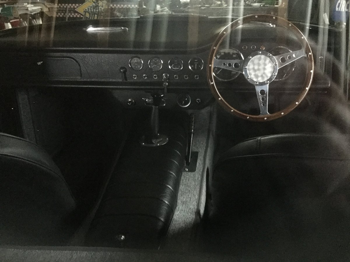 1962 TVR Grantura Mk 2 A SOLD (picture 6 of 6)