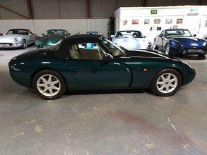 Sold Lovely 1998 TVR Griffith 500, Recent Cam SOLD