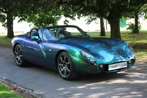 2005 TVR Tuscan Cab MK3 - Low miles - Exceptional condition