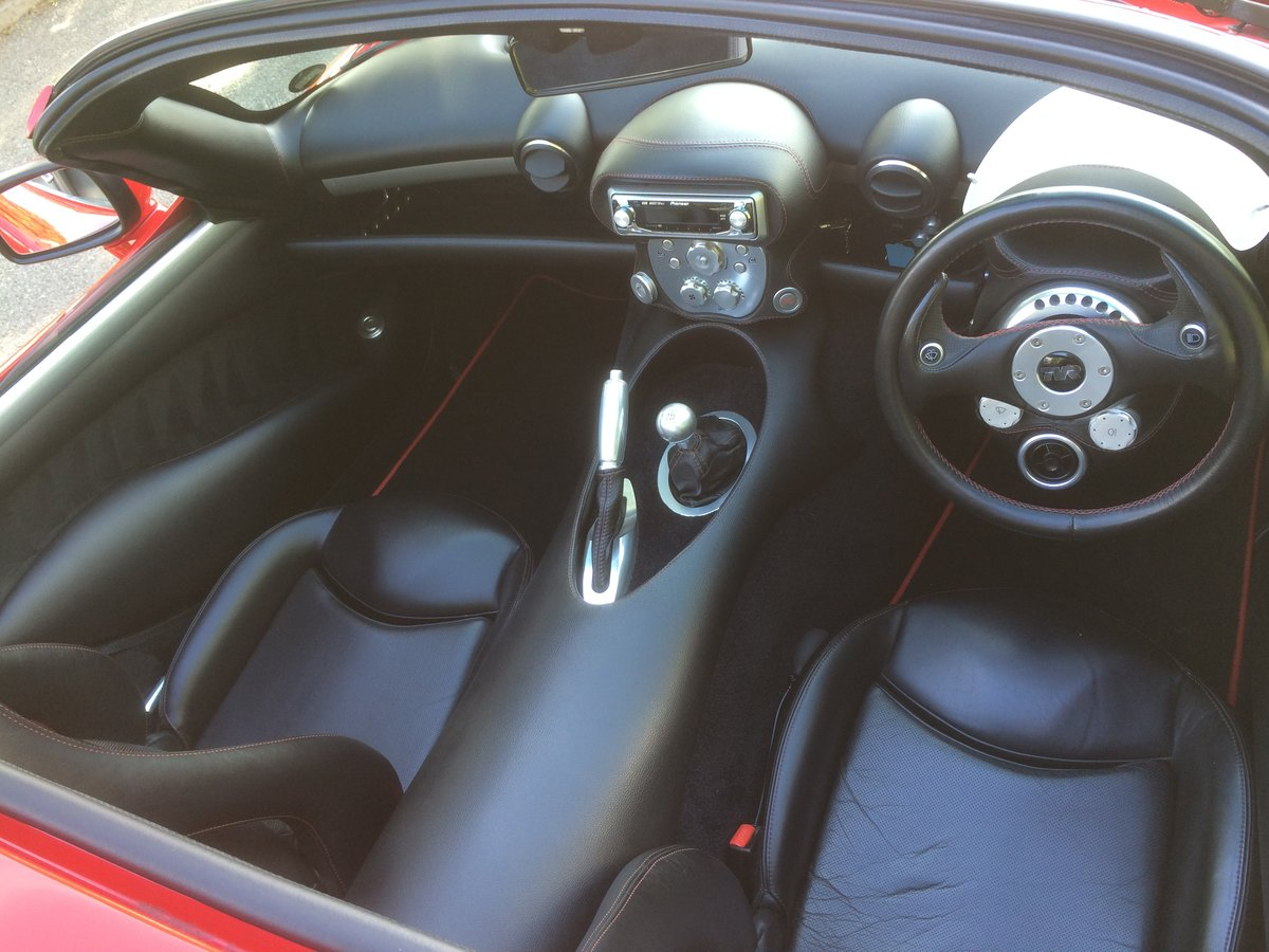 2008 Tuscan S MK2 - Immaculate, 11600 miles example  For Sale (picture 3 of 6)