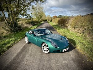 "TVR T350  ""The Chameleon Project"" 2003 For Sale"