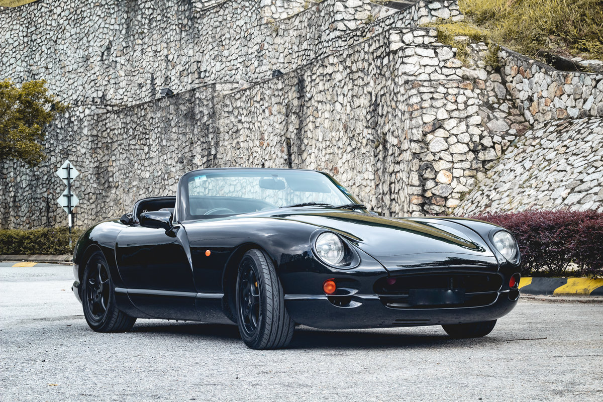 TVR Chimaera 400 2000 For Sale (picture 1 of 6)