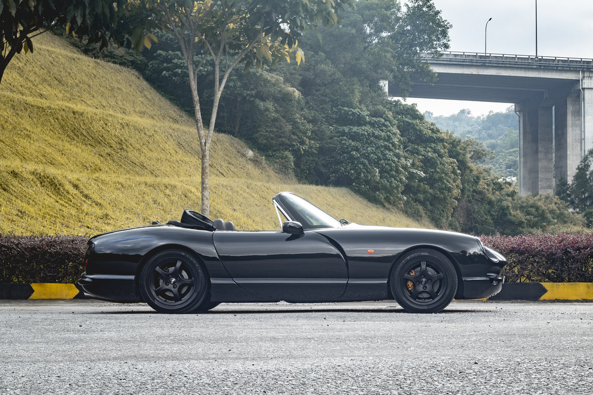 TVR Chimaera 400 2000 For Sale (picture 3 of 6)