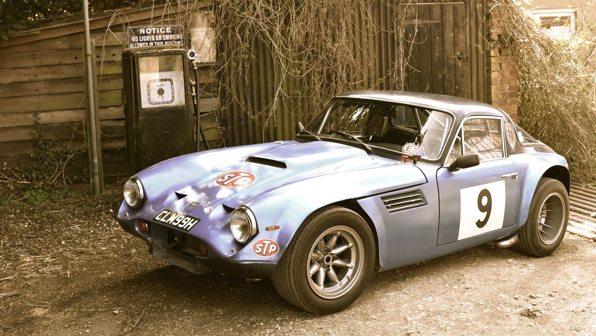 1969 TVR Tuscan 70's Modsport Championship ex Dr Rod Longton SOLD (picture 1 of 6)