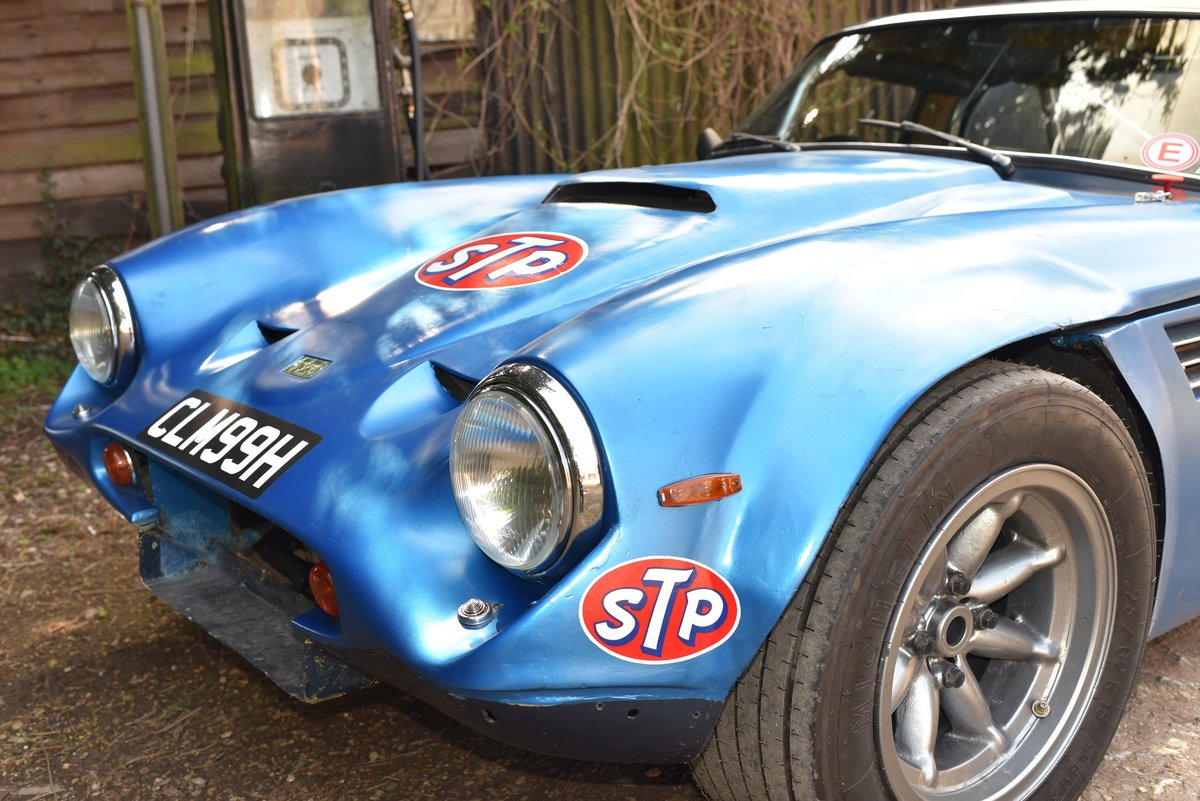 1969 TVR Tuscan 70's Modsport Championship ex Dr Rod Longton SOLD (picture 4 of 6)