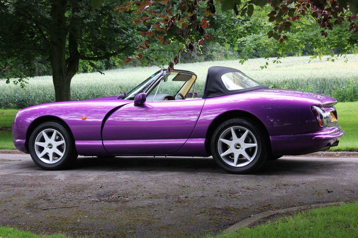 1999 TVR Chimaera 500 - Paradise for someone.... Due back in SOLD (picture 3 of 6)