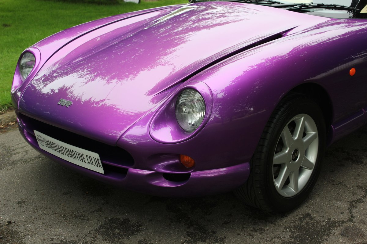 1999 TVR Chimaera 500 - Paradise for someone.... Due back in SOLD (picture 6 of 6)