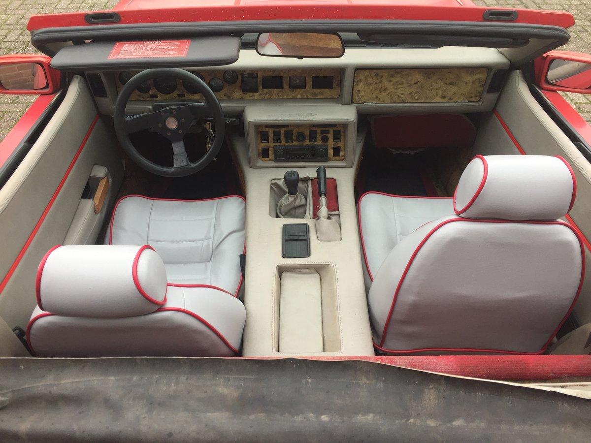 1986 TVR 280i convertible (LHD) For Sale (picture 5 of 6)