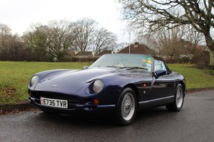 TVR Chimaera 1998 - To be auctioned 31-01-20 For Sale by Auction