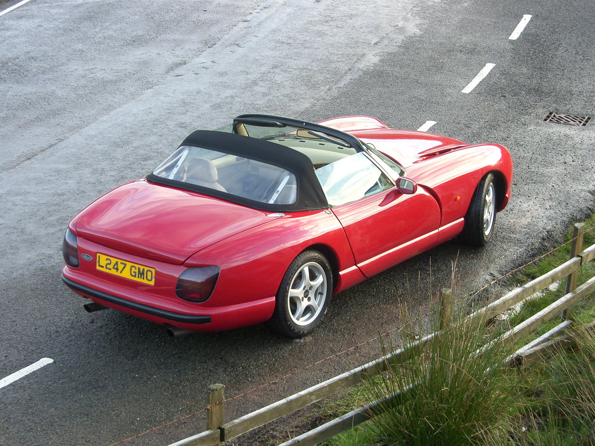1993 TVR Chimaera 400 For Sale (picture 2 of 6)