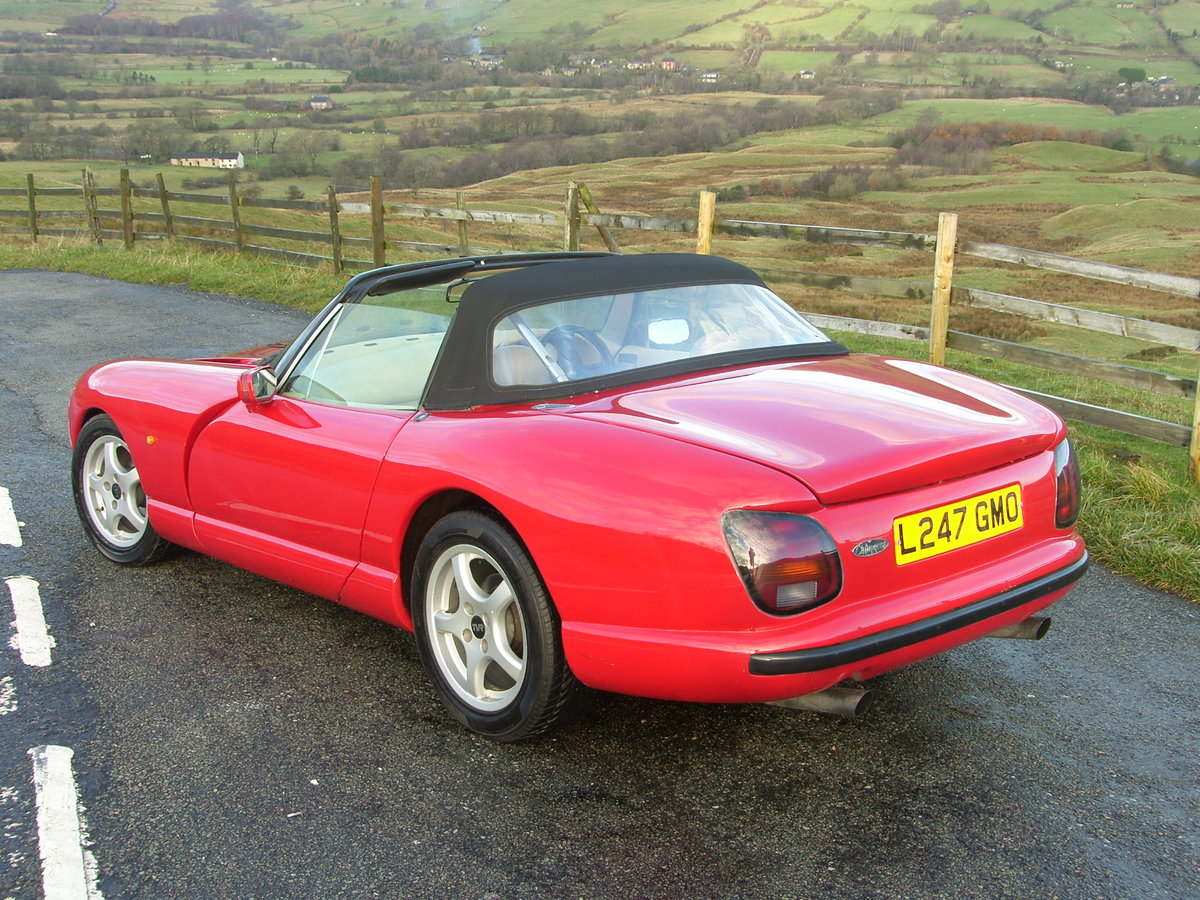 1993 TVR Chimaera 400 For Sale (picture 4 of 6)