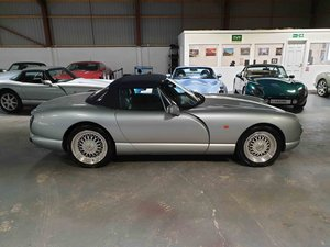 1996 TVR Chimaera 4.0 in Stunning Silver  SOLD
