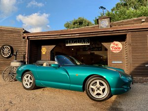 1995 TVR CHIMAERA 4.0L. 24,000 MILES! SOLD